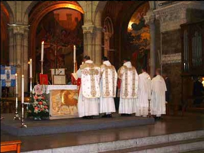 New Liturgical Movement: The Dominican Rite: A Summary
